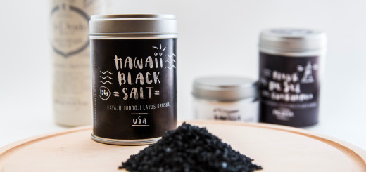 Havajų lavos druska